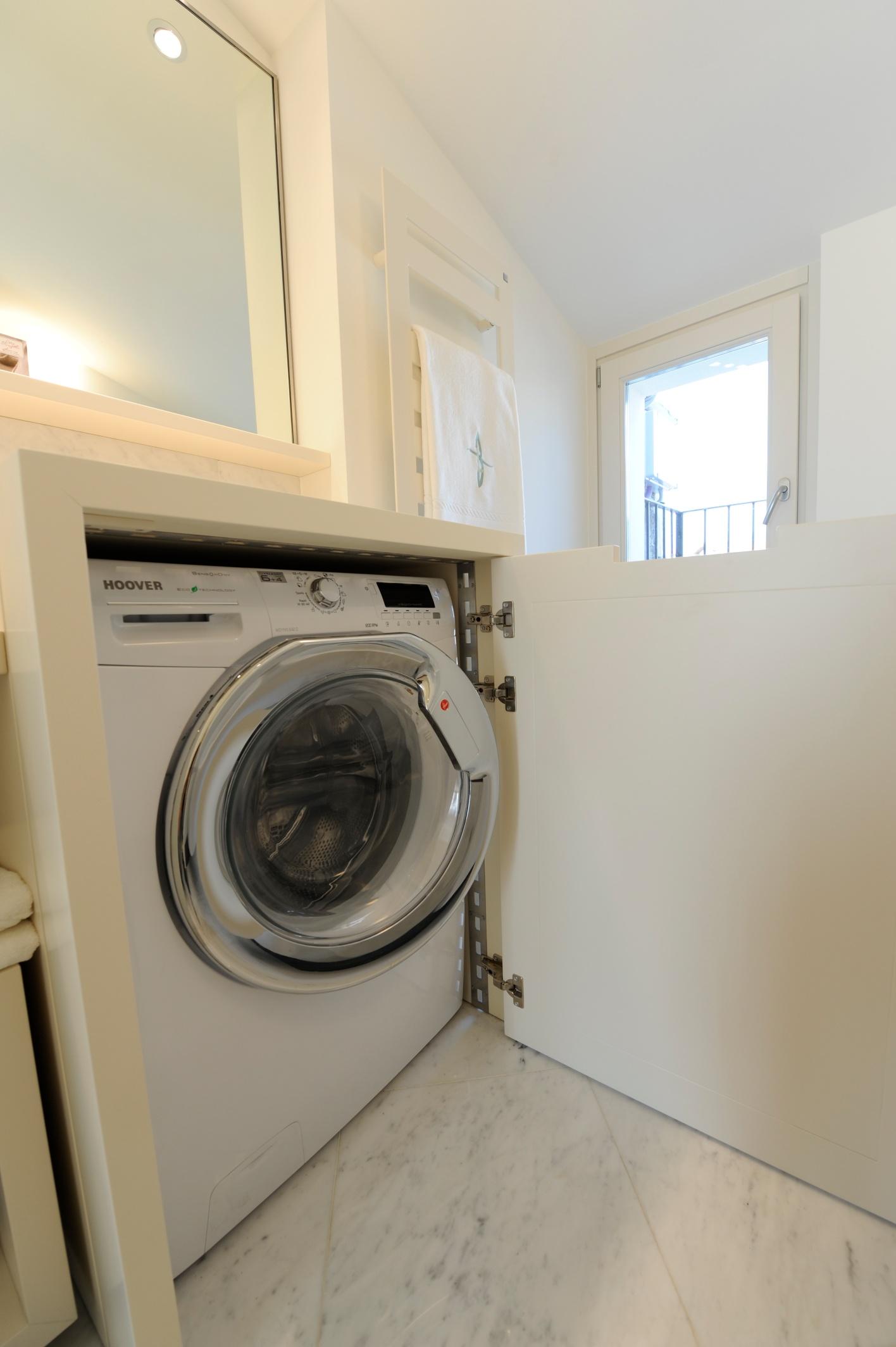Porte scrigno a vetri - Mobile lavatrice asciugatrice ikea ...